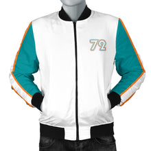 "'72 ""GAME DAY STRIPE,"" Men's Bomber Jacket"