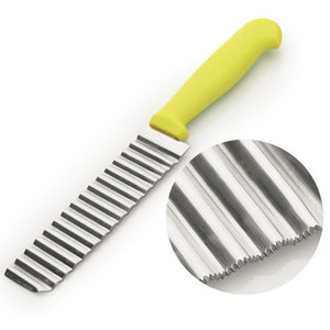 Wavy Vegetable Knife