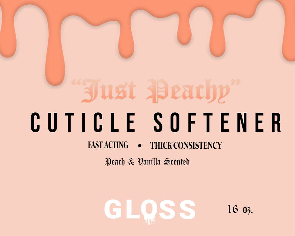 """Just Peachy"" Instant Cuticle Softener"