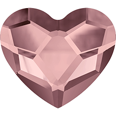 HEART ANTIQUE PINK