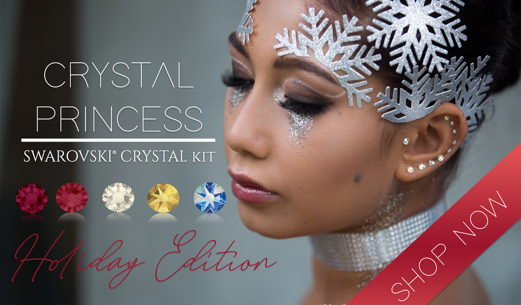 CRYSTAL PRINCESS: HOLIDAY CRYSTAL KIT LIMITED EDITION - CrystalPrincess