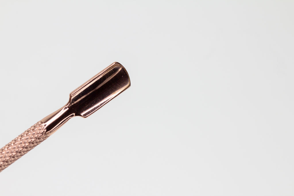 Cuticle Pusher- Rose Gold