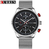 CURREN Luxury Brand Quartz Watch - Pricedok
