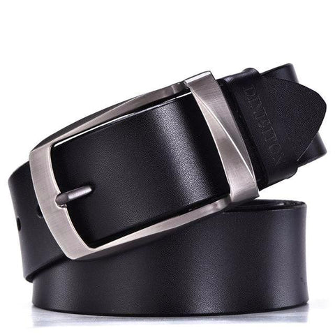 DINISITON High Quality Genuine Leather Belts - Pricedok