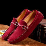 MERKMAK genuine leather loafers - Pricedok