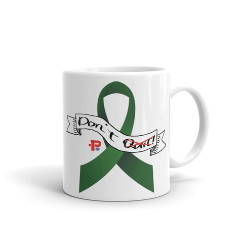 P+ Mental Health Awareness Mug - Pricedok