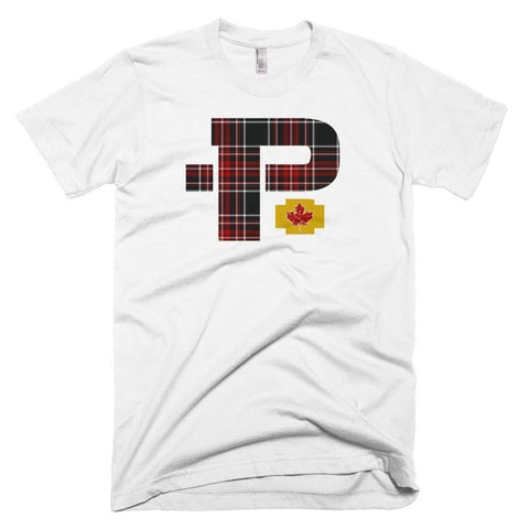 P+CANADA Short-Sleeve T-Shirt - Pricedok