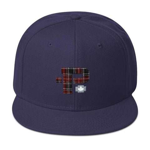 PRICEDOK Canadian Snapback Hat - Pricedok