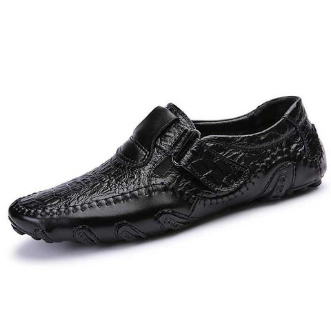 Tangnest Brand Genuine Leather shoes - Pricedok