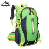 Brand 40L Outdoor Mountaineering Backpack Hiking Camping Waterproof Nylon Travel Bags B1#W21 - Pricedok