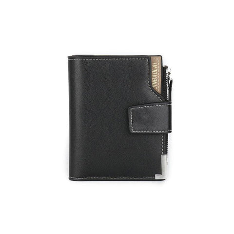Leather Front Pocket Wallet - Pricedok