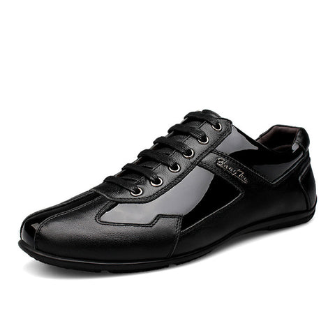 Luxury Brand Fashion Genuine Leather Shoes - Pricedok