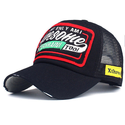 Mesh Trucker Hat - Pricedok
