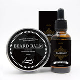 Cospof Beard Balm and Beard Oil Set - Pricedok