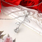 Rose Pendant for your special someone - Pricedok