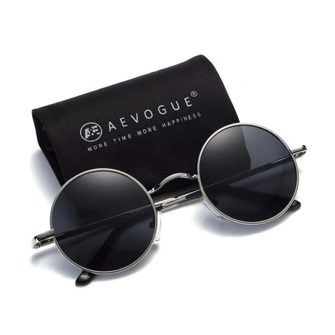 Round Polarized Sunglasses for Men - Pricedok