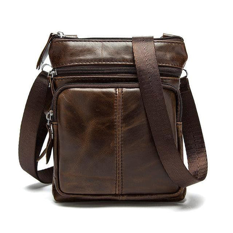 Vogue Star Genuine Leather Men Bag - Pricedok