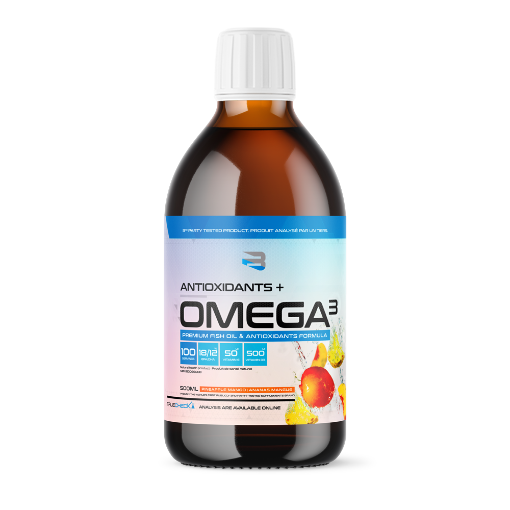 Believe Supplements Omega