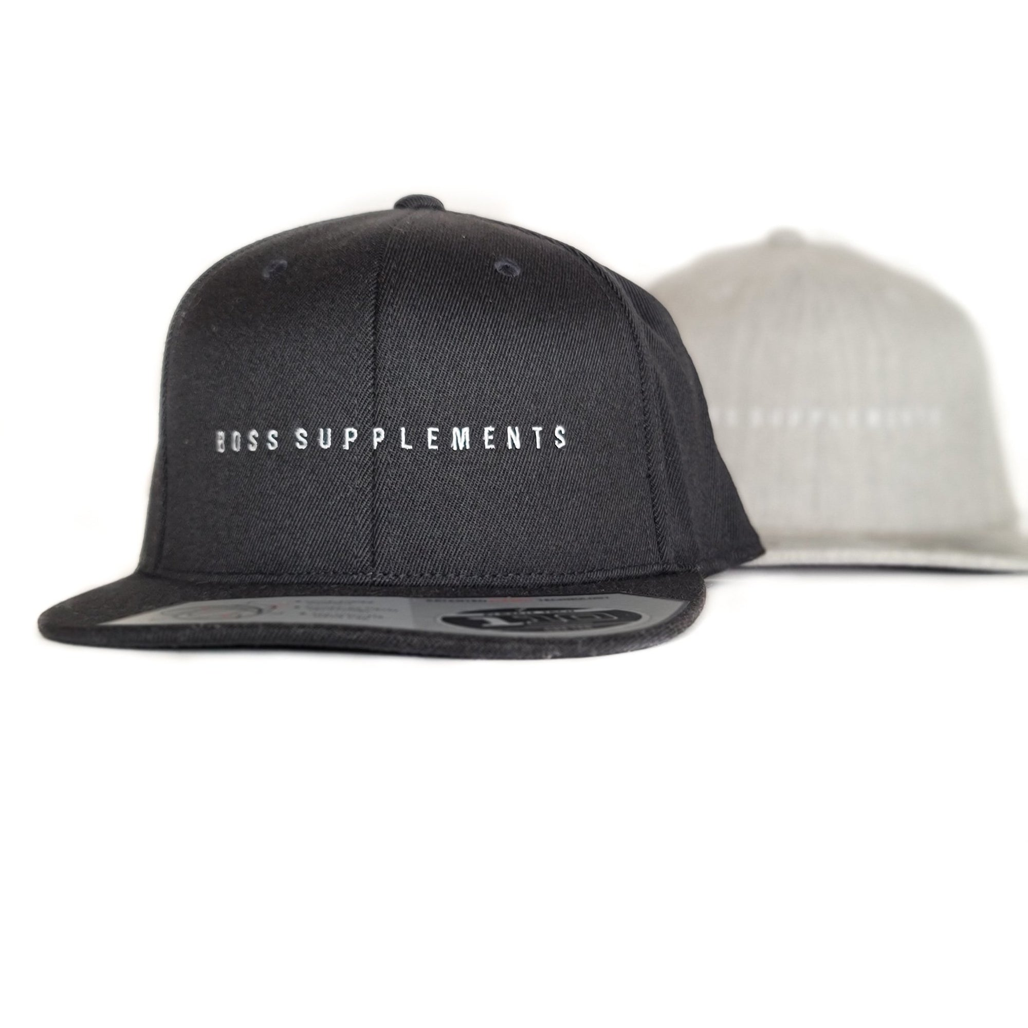 BOSS Supplements Embroidered Snapback