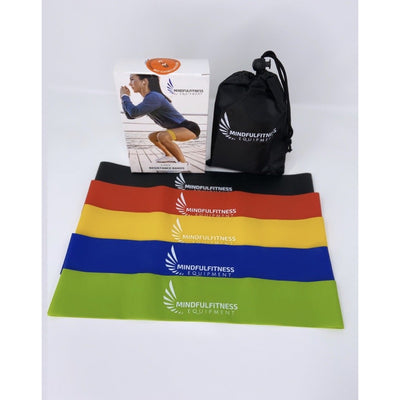 Mindful Fitness Resistance Bands
