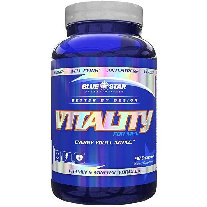 BlueStar Nutraceuticals Vitality for Men