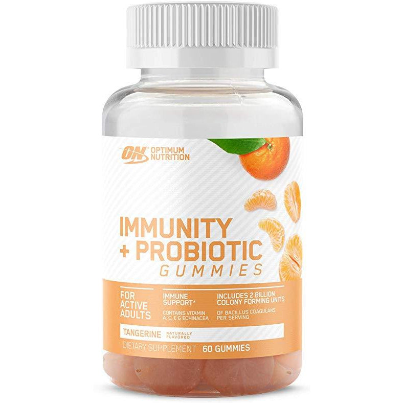 Optimum Nutrition Immunity + Probiotic 60 cap