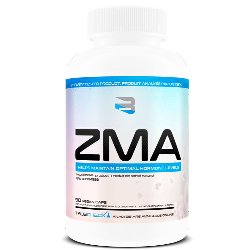 Believe Supplements ZMA
