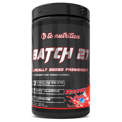 TC Nutrition Batch 27