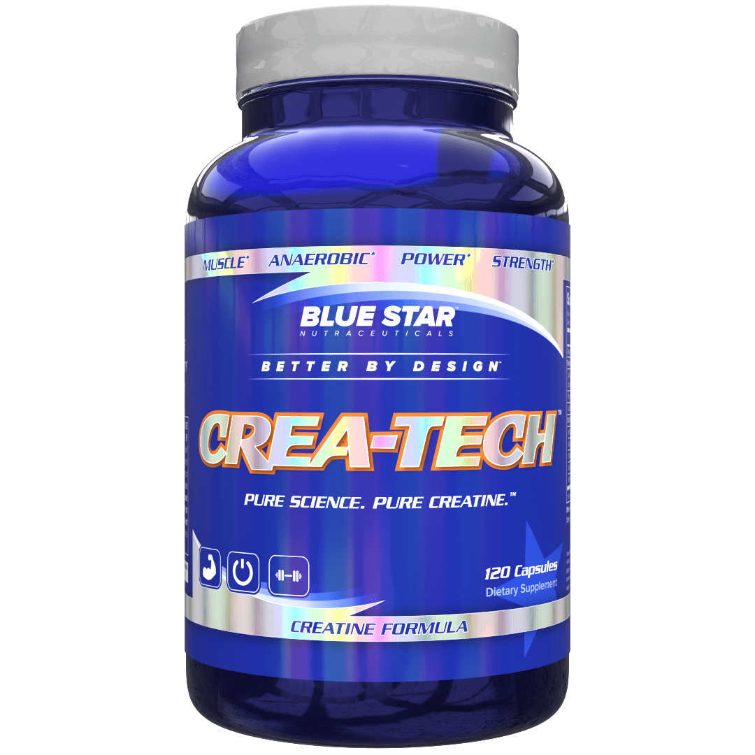 BlueStar Nutraceuticals Crea-Tech 120cap