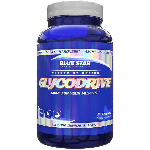 BlueStar Nutraceuticals Glycodrive