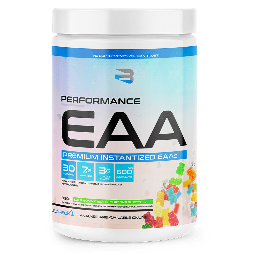Believe Supplements EAA