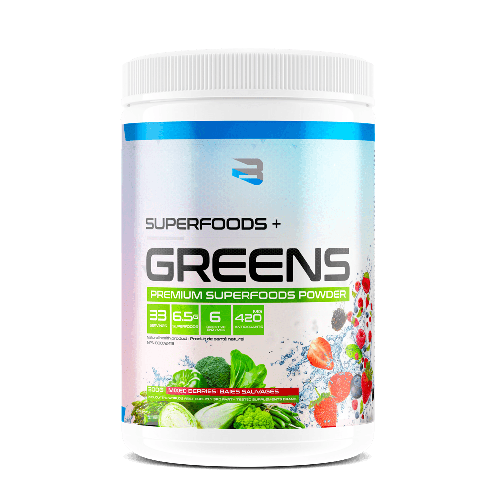 Believe Supplements Greens