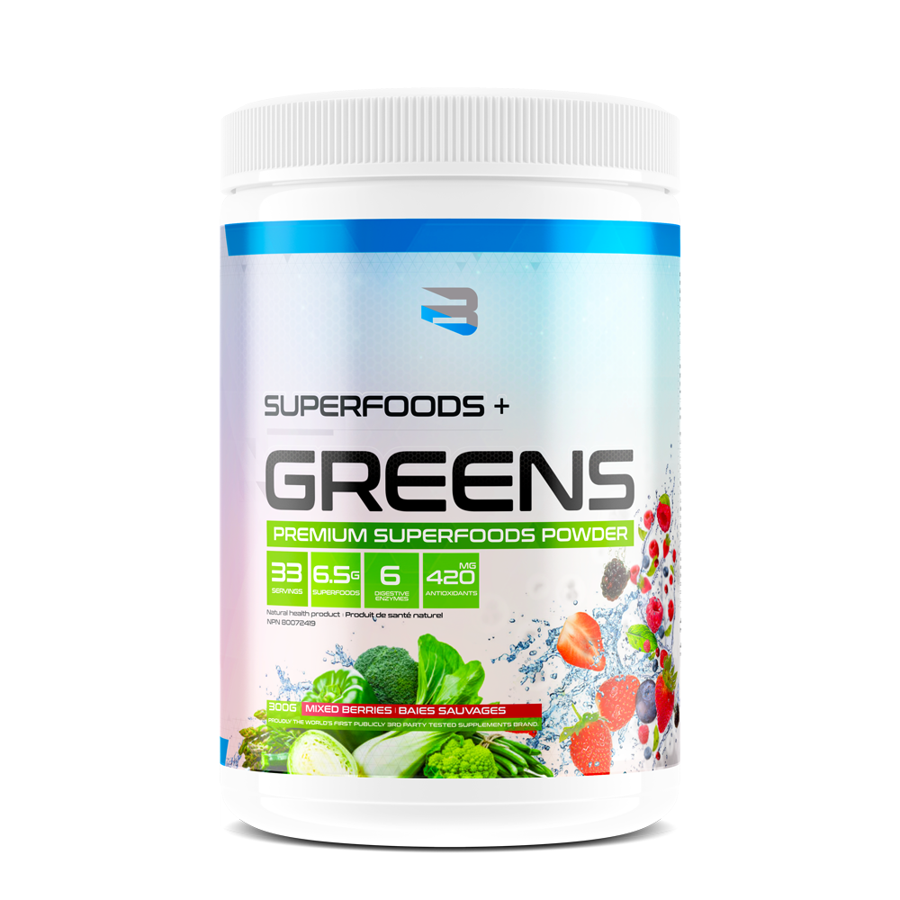 Greens & Superfoods