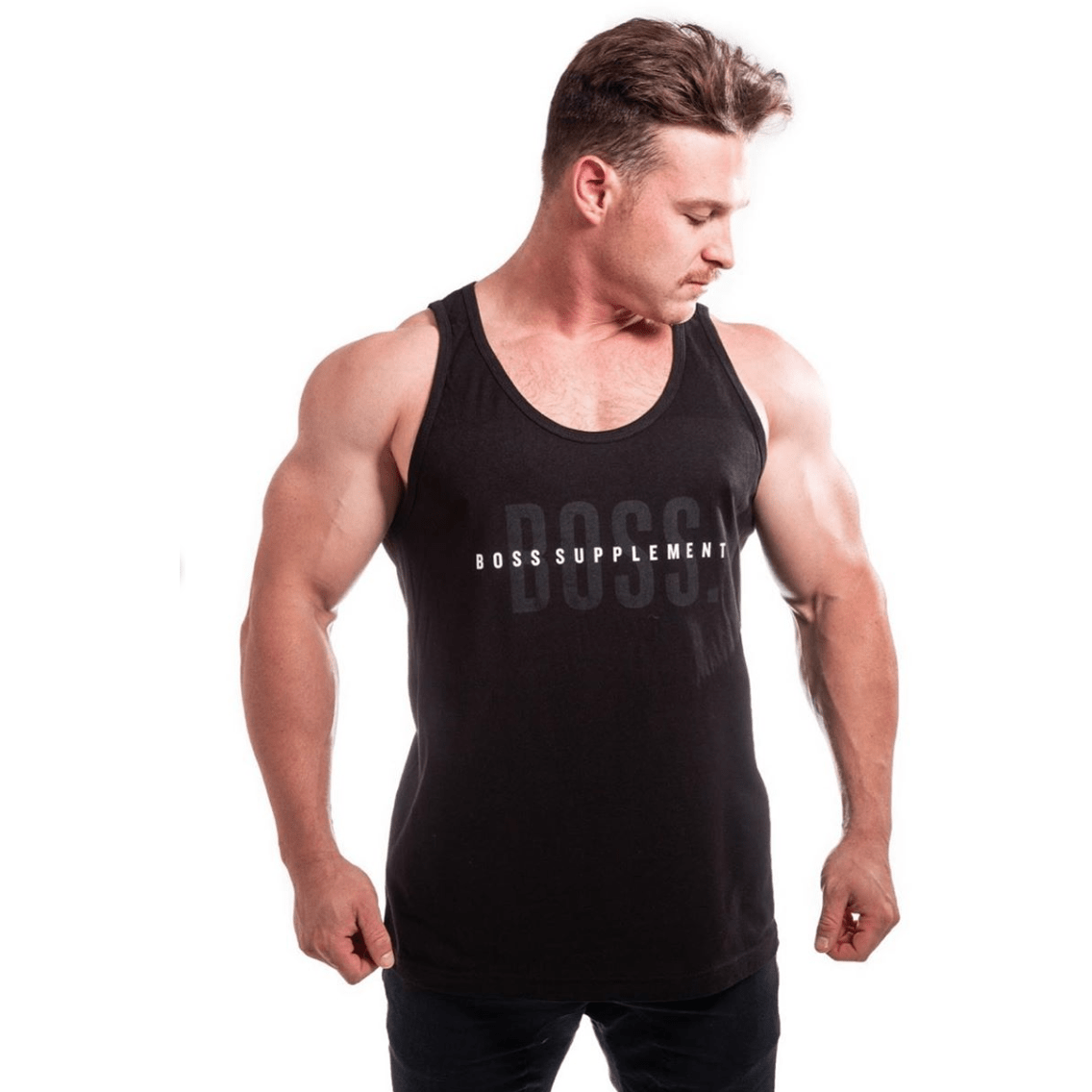 BOSS Supplements Men's Tank