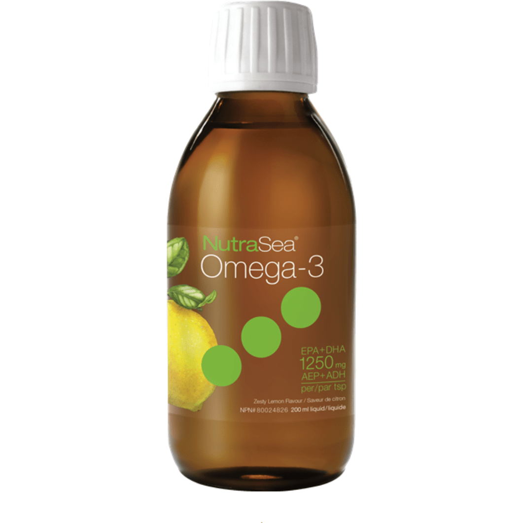 Nutrasea Omega3 - Lemon 200ml