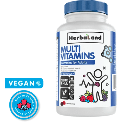 Herbaland Adult Multi Vitamin Gummies