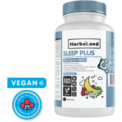 Herbaland Adult Sleep Plus Gummies