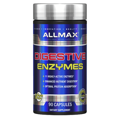 ALLMAX Digestive Enzymes 90ct
