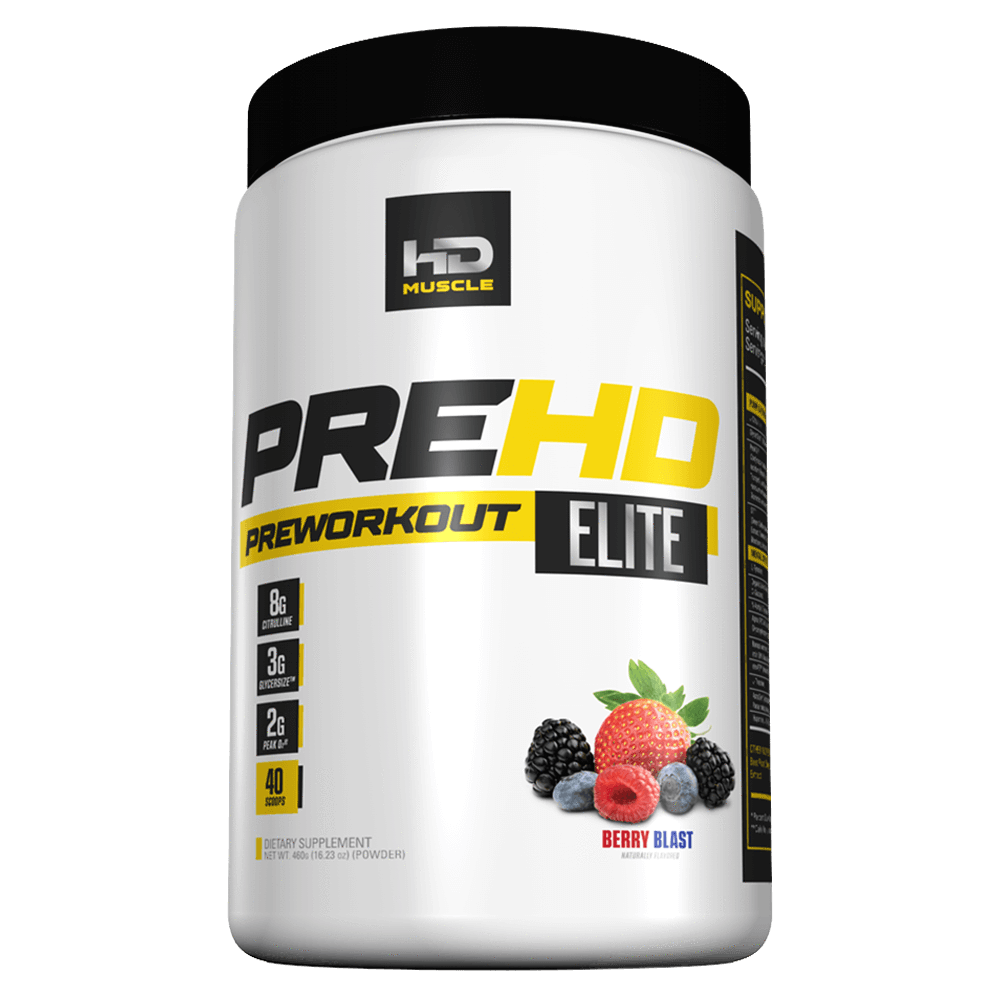 HD Muscle Pre HD Elite