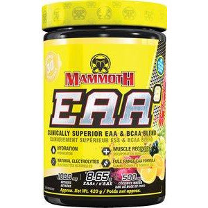 Mammoth Supplements EAA9