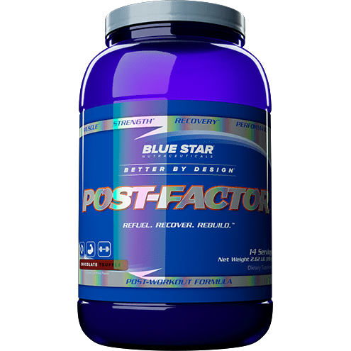 BlueStar Nutraceuticals Post Factor