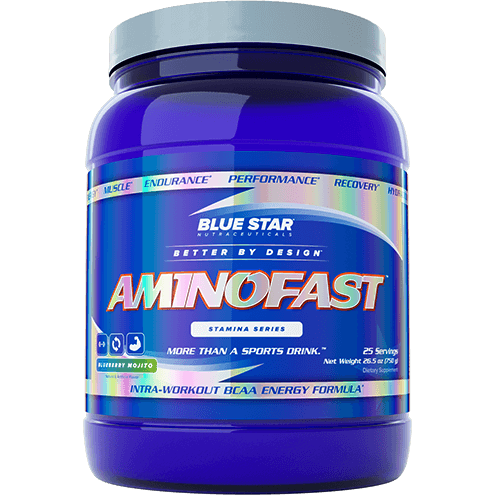 BlueStar Nutraceuticals Aminofast Shred Series