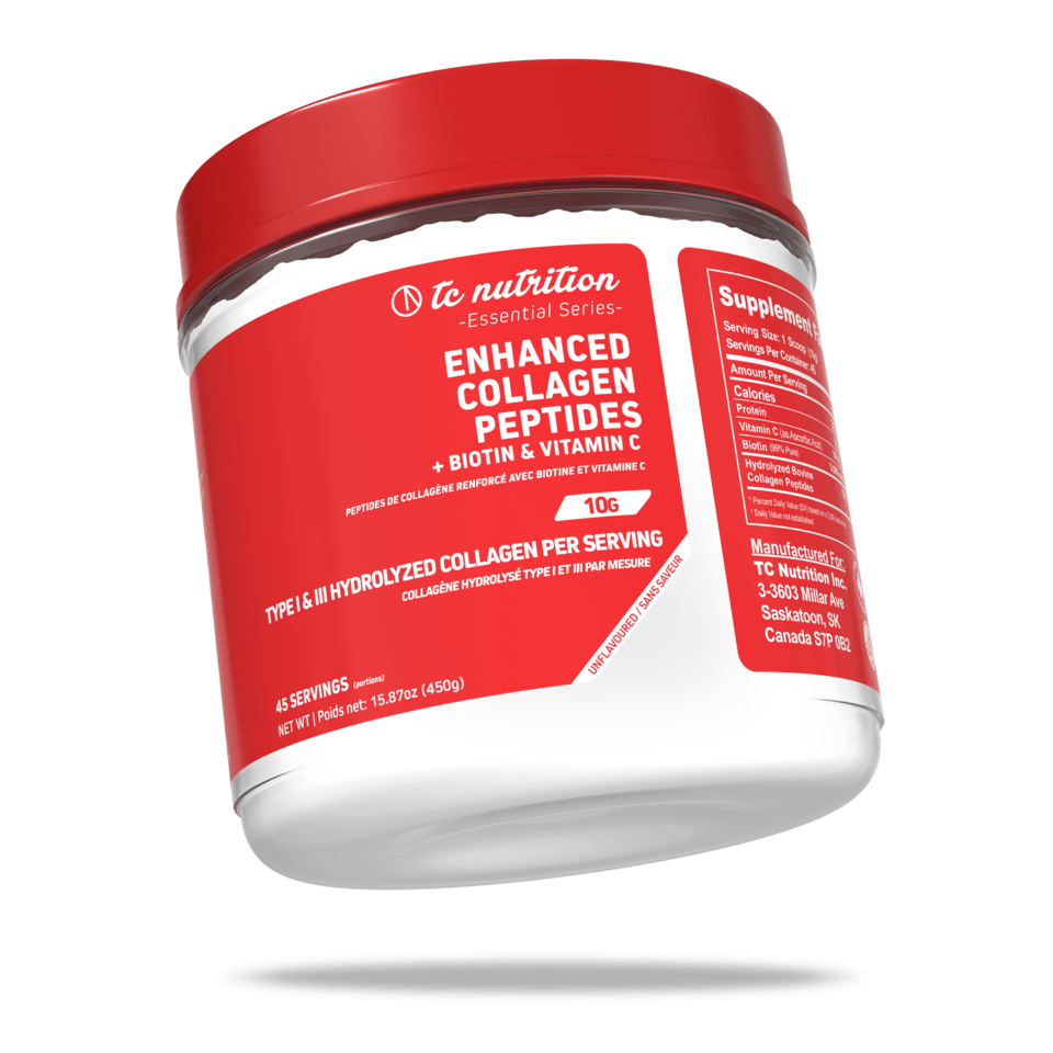 TC Nutrition Enhanced Collagen Peptides