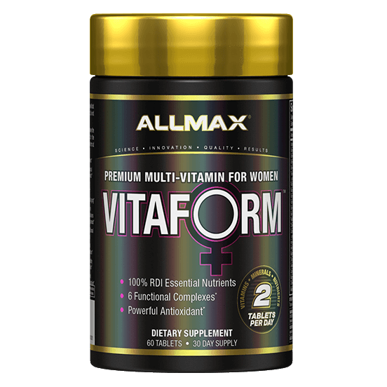 ALLMAX Vitaform for Women 60ct