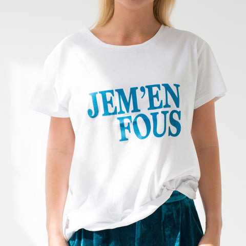 JEM`en Fous Red