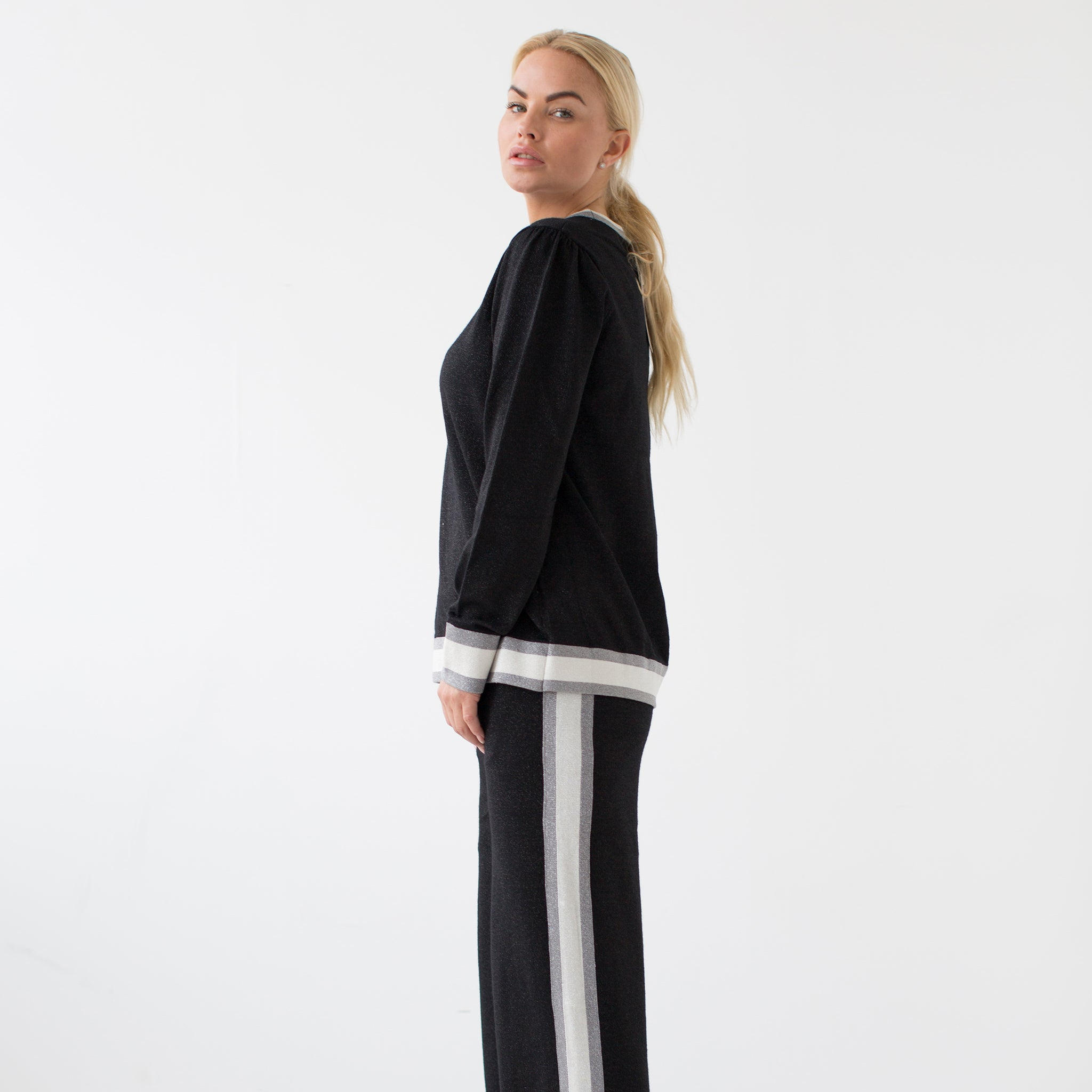 Melli Pants Black