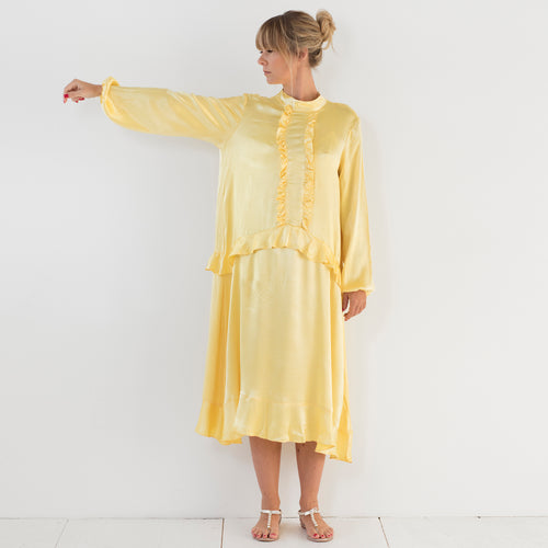 Florense Dress Sunshine