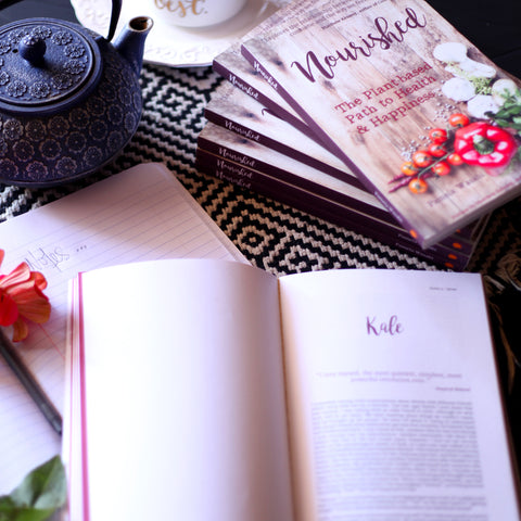 (Book) Nourished: The Plant-Based Path to Health & Happiness