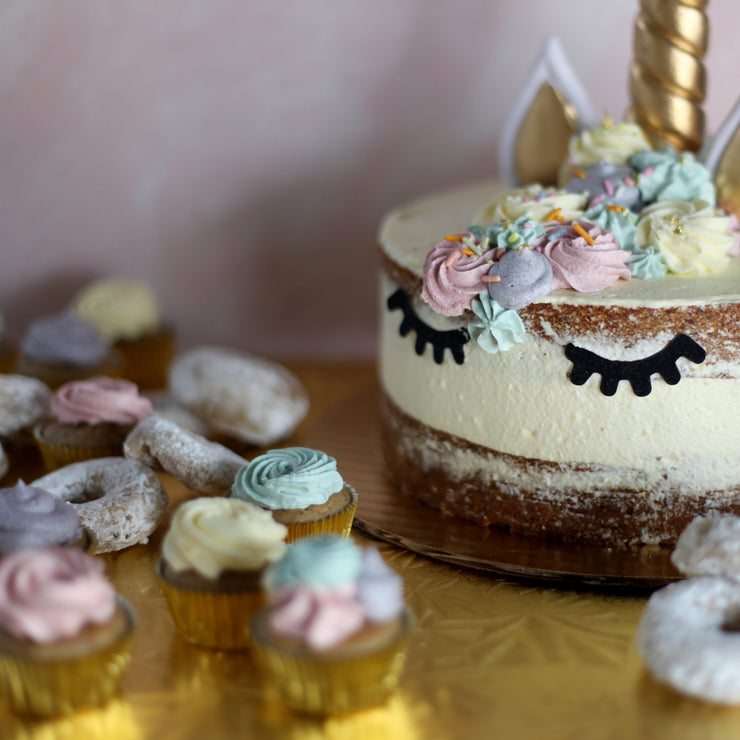 Birthday Cake: Unicorn Cake