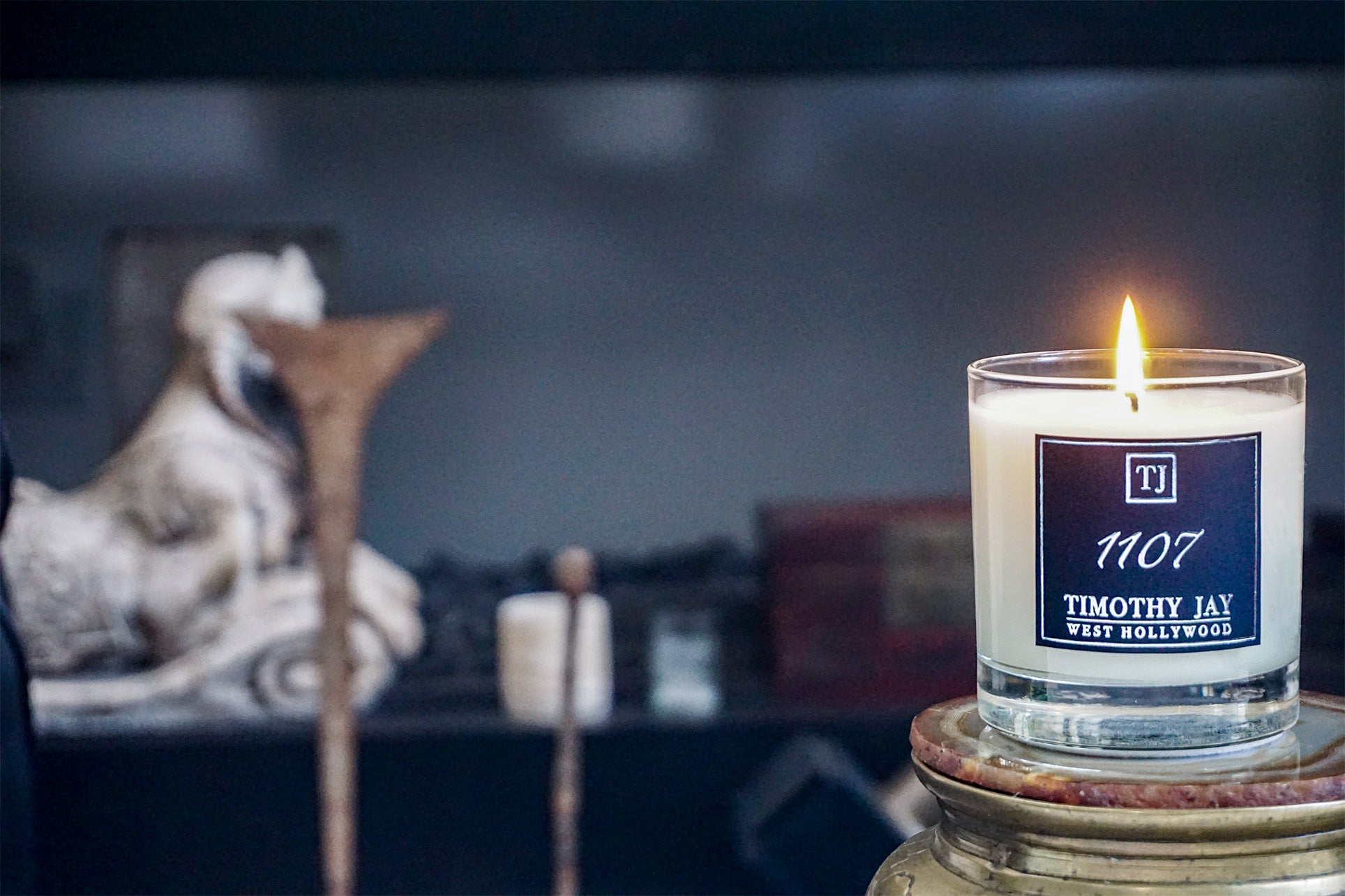 The House Of Timothy Jay Fragrance Candles West Hollywood